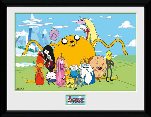 Kunstdruck Adventure Time 143551