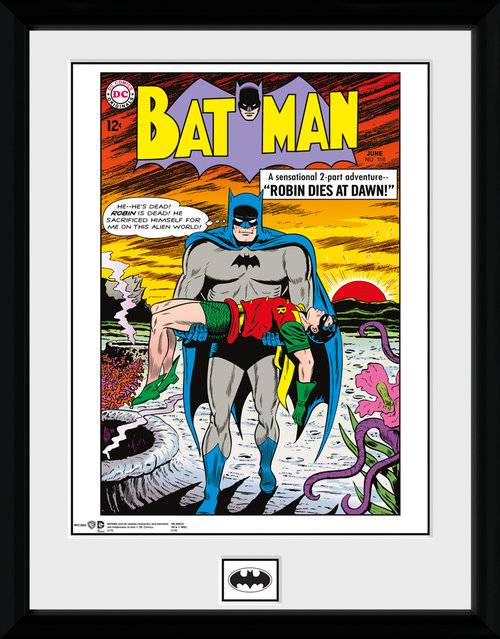 Kunstdruck Batman 143557