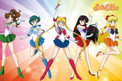 Poster Sailor Moon 143660