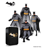 Batman Actionfiguren 4er-Pack 75th Anniversary Set 2 17 cm