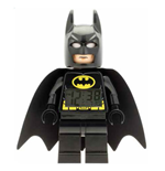 Lego DC Comics Super Heroes Wecker Batman