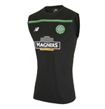 T-Shirt Celtic 2015-2016 (Schwarz)