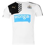 T-Shirt Newcastle United 2015-2016 (Weiss)