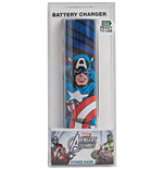 Powerbank Captain America - Marvel (2600 mAh)