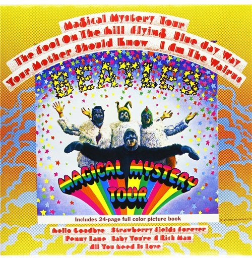 Vinyl Beatles (The) - Magical Mystery Tour