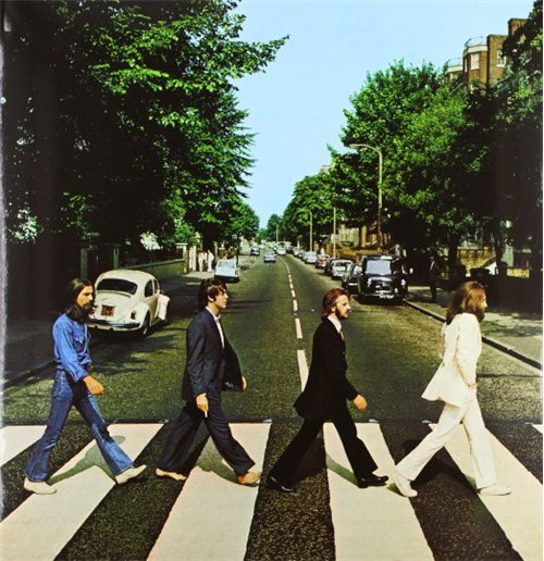 Vinyl Beatles (The) - Abbey Road
