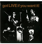 Vinyl Rolling Stones (The) - Got Live If You Want It (Ep)
