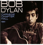 Vinyl Bob Dylan - Carnegie Chapter Hall (2 Lp)