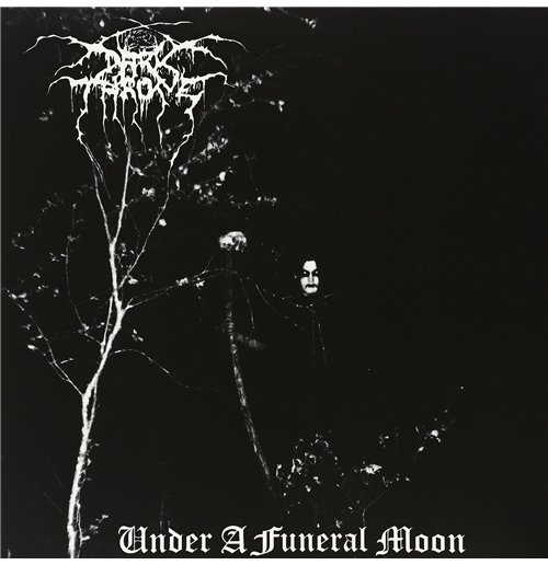 Vinyl Darkthrone - Under A Funeral Moon