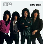 Vinyl Kiss - Lick It Up