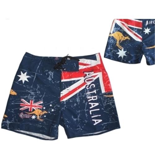 Badehose Australien Rugby Original: Kaufen Sie online im Angebot