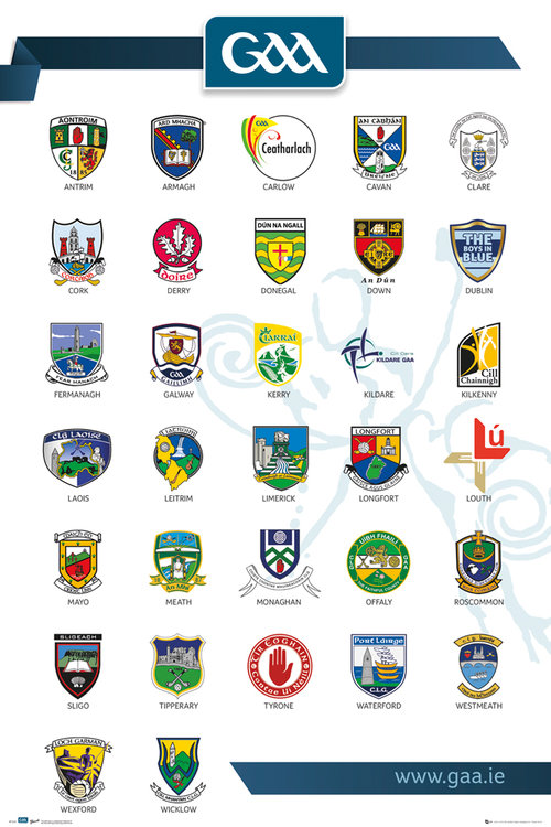 Poster GAA - Gaelic Athletic Association 144920