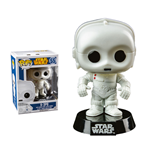 Star Wars POP! Vinyl Wackelkopf-Figur K-3PO Limited Edition 10 cm
