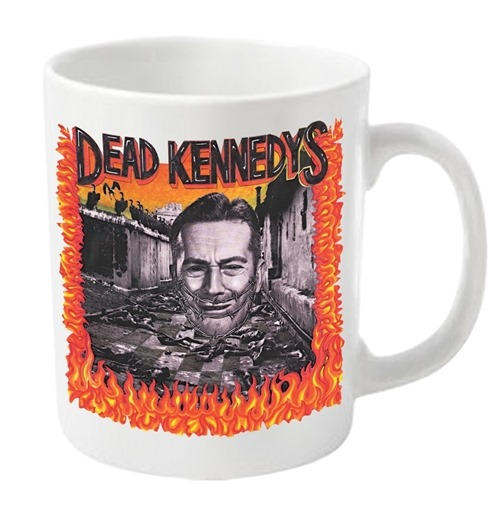 Dead Kennedys Tasse GIVE ME CONVENIENCE
