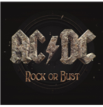 "Vinyl Ac/Dc - Rock Or Bust (12""+Cd)"