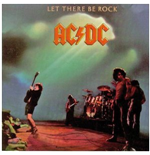 Vinyl Ac/Dc - Let There Be Rock