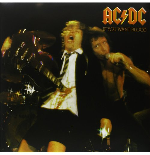 Vinyl Ac/Dc - If You Want Blood,you've Got It