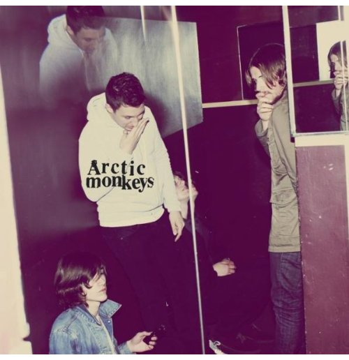 Vinyl Arctic Monkeys - Humbug