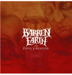 Vinyl Barren Earth - The Devil's Resolve