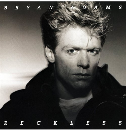 Vinyl Bryan Adams - Reckless (2 Lp)