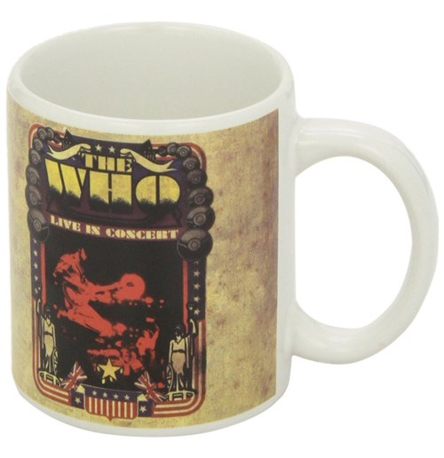 Tasse The Who  145340