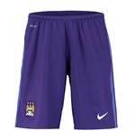 Shorts Manchester City FC 2015-2016 Home (Violett)