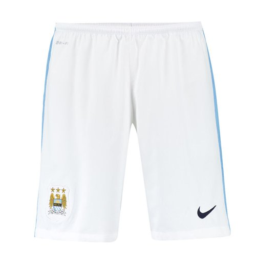 Shorts Manchester City FC 2015-2016 Home