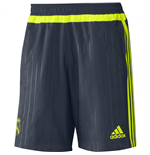 Shorts Real Madrid 2015-2016 (Grau)