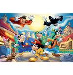 Puzzle Mickey Mouse 145425