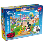 Puzzle Mickey Mouse 145429