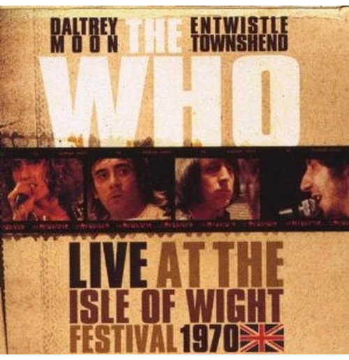 Vinyl Who (The) - Live At The Isle Of Wight (3 Lp)