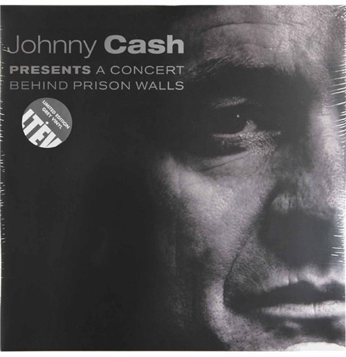 Vinyl Johnny Cash - A Concert Behind Prison Walls (2 Lp)