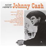 Vinyl Johnny Cash - Now Here's Johnny
