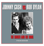 Vinyl Johnny Cash / Bob Dylan - The Singer & The Song (2 Lp)