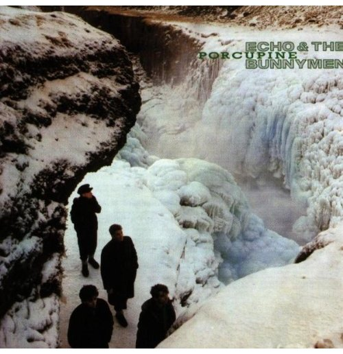 Vinyl Echo & The Bunnymen - Porcupine