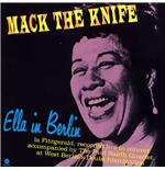 Vinyl Ella Fitzgerald - Mack The Knife: Ella In Berlin