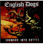 Vinyl English Dogs - Forward Into Battle