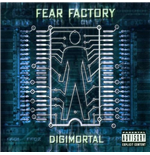 Vinyl Fear Factory - Digimortal