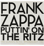 Vinyl Frank Zappa - Puttin' On The Ritz - New York 81 Vol.2 (2 Lp)