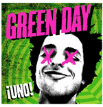 Vinyl Green Day - Uno!