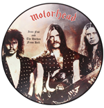Vinyl Motorhead - Iron Fist And The Hordes From Hell (Picture Disc)