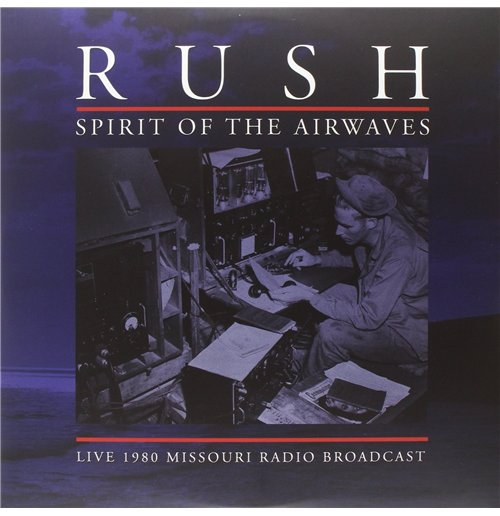 Vinyl Rush - Spirit Of The Airwaves (Grey Vinyl) (2 Lp)