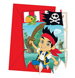 Ticket Jake and the Never Land Pirates 146398