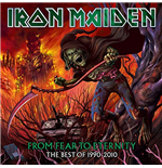 Vinyl Iron Maiden - From Fear To Eternity: The Best Of 1990-2010 (3 Lp)