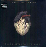 Vinyl Alice In Chains - Black Gives Way To Blue (2 Lp)