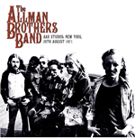 Vinyl Allman Brothers Band - A&r Studios - New York 26th August 1971 (2 Lp)