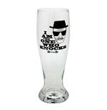 Breaking Bad Bierglas I Am The One Who Knocks 29 cm