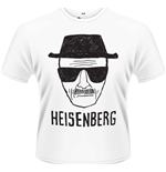 T-Shirt Breaking Bad - Heisenberg Sketch Men's