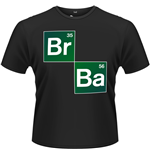 T-Shirt Breaking Bad - Elements