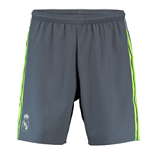 Shorts Real Madrid 2015-2016 Away (Grau)